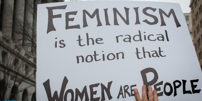 The Unedited Truth Behind The Fight For Women'sRights
