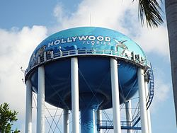 hollywood-water-tower