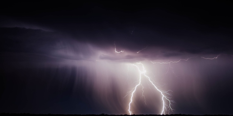 The Lightning Effect –– Striking With Such Force That Passion And Purpose FuseTogether