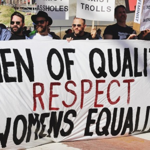 A Thank You To The Feminist Men
