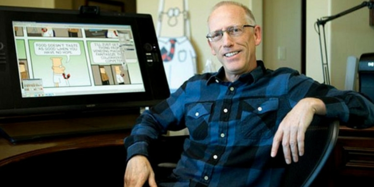 Scott Adams – How To Use Mass Persuasion Techniques To Become President Of The UnitedStates