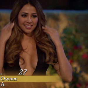 An In-Depth Discussion Of All 30 Limo Exits From Last Night's 'The Bachelor'