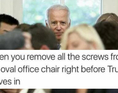 Here's Every Single Dope-Ass Joe Biden Meme Ever Created
