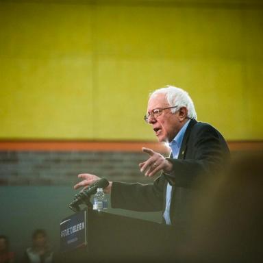 Bernie Sanders Is The Biggest Loser