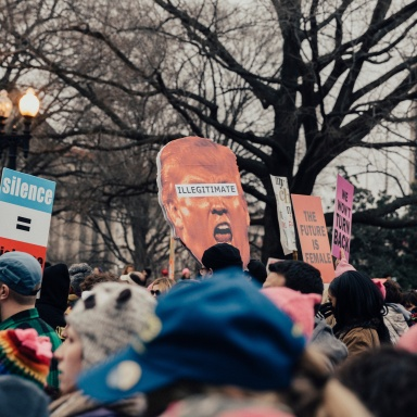 30 Reasons Why I March