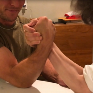 I Challenged Tim Ferriss To Arm Wrestling And This Is What Happened Next…