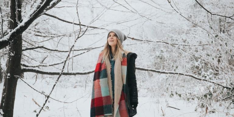 The Joy That Winter Always BringsMe