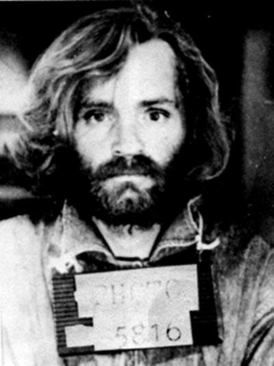 Charles Manson. (LAPD)