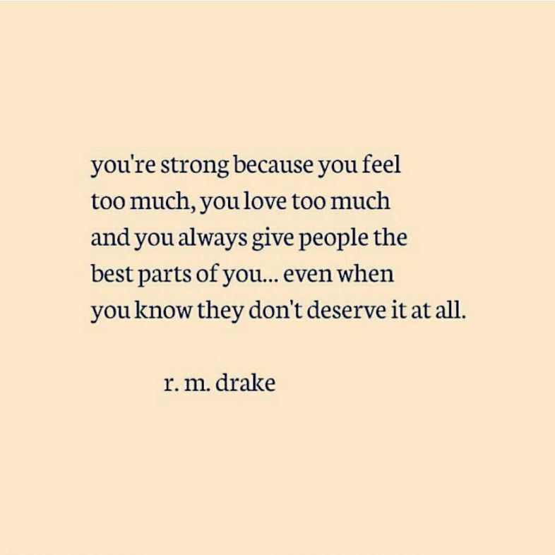 R.M. Drake poetry