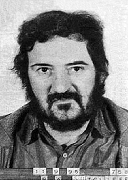 Peter Sutcliffe. (Yorkshire Police Department)
