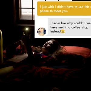 This Bumble Convo About Modern Dating Is Heartbreakingly Accurate