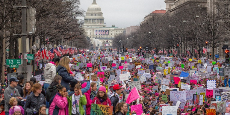 Fellow Women, Here's The Official Day We're Striking For OurRights