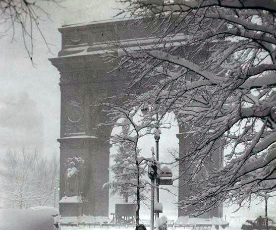 arch-snow