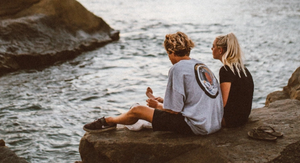 Why It's So Hard To Tell Someone You LikeThem
