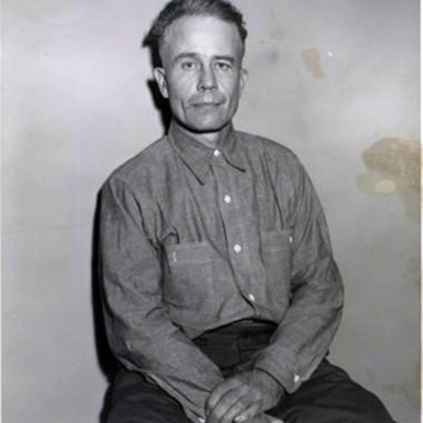 Ed Gein. (Wisconsin Department of Corrections)