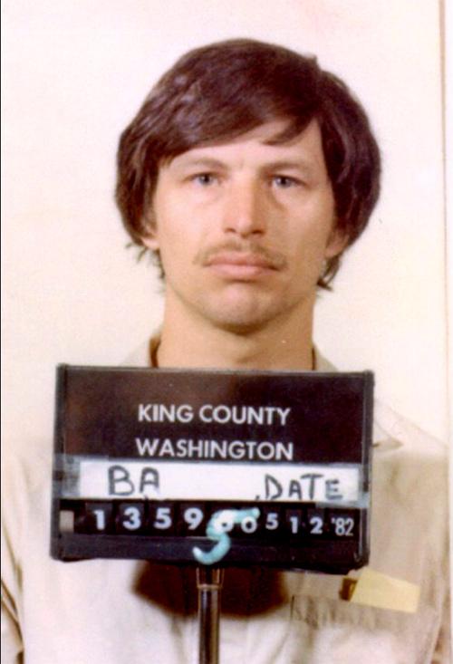 Gary Ridgway. (King County Sheriff's Department)