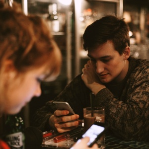 Holy Sh*t, It's Time To Stop Blaming Phones For Our Terrible Relationships