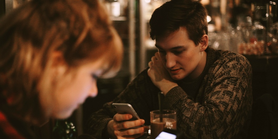 Holy Sh*t, It's Time To Stop Blaming Phones For Our TerribleRelationships