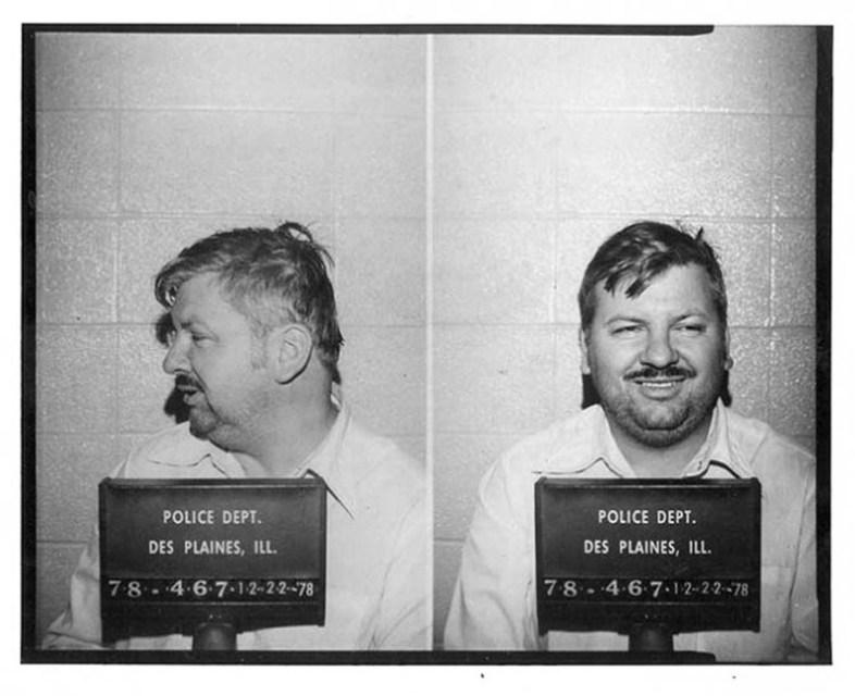 John Wayne Gacy. (Des Plains Police Department)