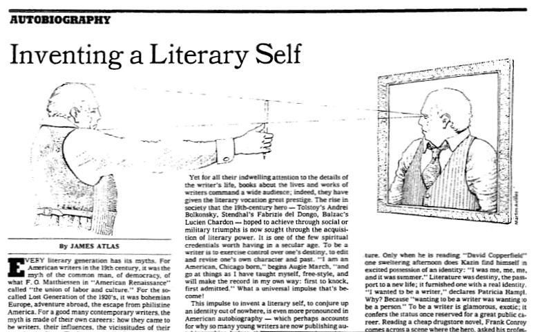 literary-self