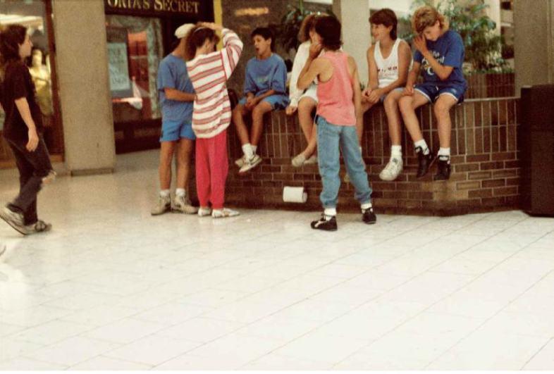 mall-kids