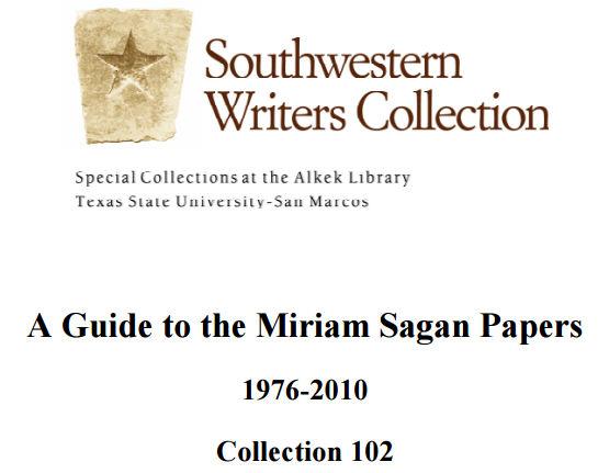 sagan-papers