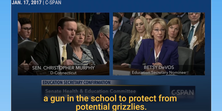 It Is Not Even A Question: Betsy DeVos Bought Her Secretary Of Education Position In Our Post-ShameAmerica