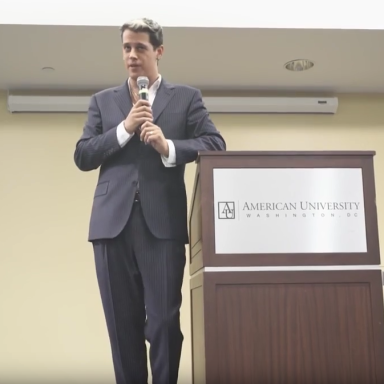 Chaos Theory: The Playbook Of Milo Yiannopoulos