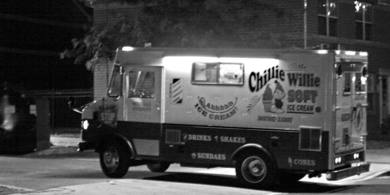 49 Years Ago, Our Town Was Visited By An Ice Cream Truck From Hell