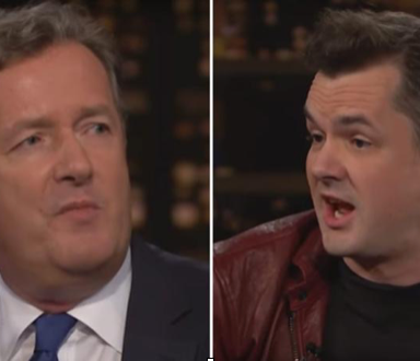 JK Rowling, Piers Morgan, Jim Jeffries, And The Dishonest Hysteria Of The Anti-Trump Outrage Machine