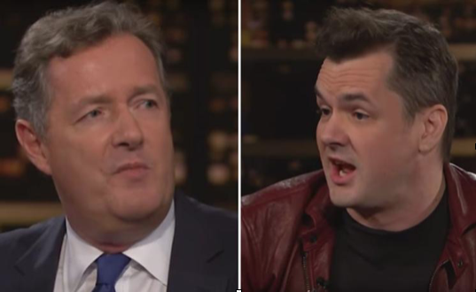 JK Rowling, Piers Morgan, Jim Jeffries, And The Dishonest Hysteria Of The Anti-Trump OutrageMachine