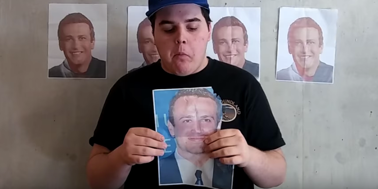This YouTuber Vows To Eat A Photo Of Jason Segel Every Day Until The Actor Fulfills A Strange Request