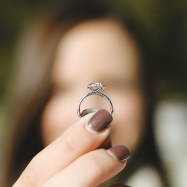 Should She Pay For Half Of Her Engagement Ring?