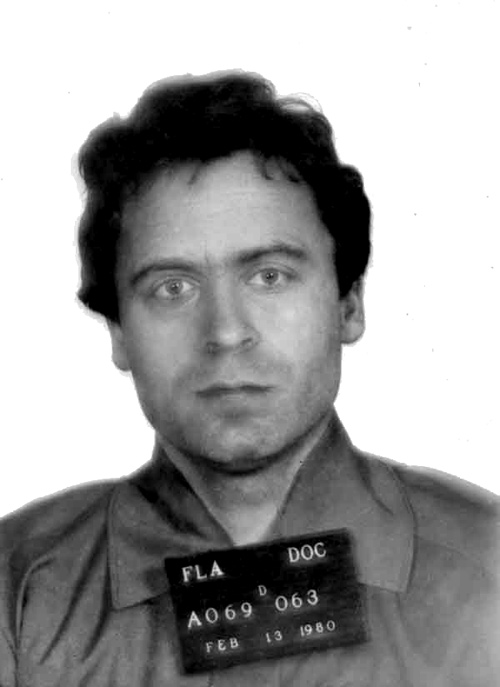 Ted Bundy. (Florida Department of Corrections)