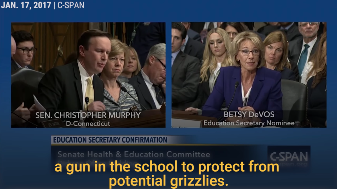 C-Span via YouTube
