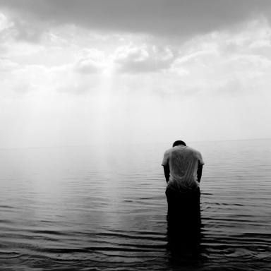 Anxiety Is The Suffering Beneath The Surface You'd Never Suspect