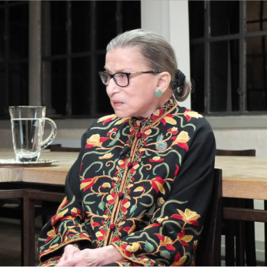 20 Ruth Bader Ginsburg Quotes That Prove She's A Supreme Badass