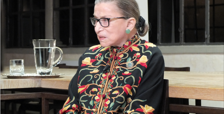 20 Ruth Bader Ginsburg Quotes That Prove She's A SupremeBadass