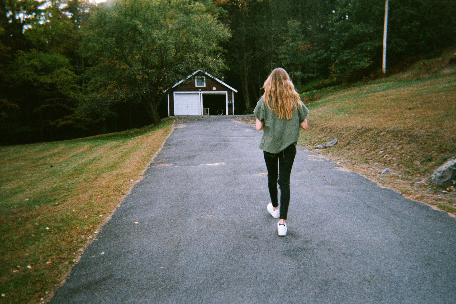This Is How You Walk Away Even When You Don't Want To