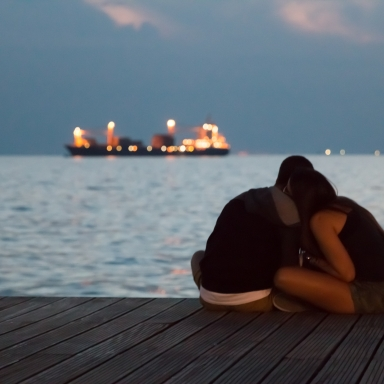 Sometimes We Don't End Up With Our 'Forever Person' Because Love Doesn't Trump All