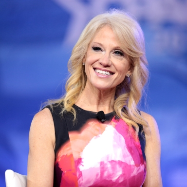 There's A Twitter Hashtag Making Fun of Kellyanne Conway's 'Microwave' Comments And Holy Shit It's All Hilarious
