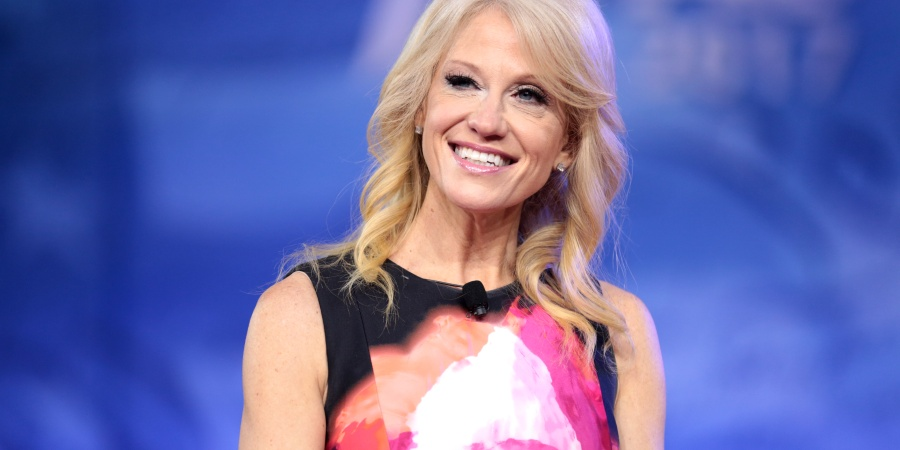 There's A Twitter Hashtag Making Fun of Kellyanne Conway's 'Microwave' Comments And Holy Shit It's AllHilarious