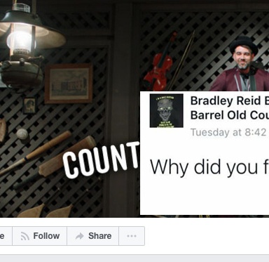 People Are Trolling Cracker Barrel On Facebook And Twitter Because They Fired Brad's Wife