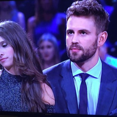 Most Uncomfortable After The Final Rose Ever? Nick And Vanessa Already Look Unhappy AF