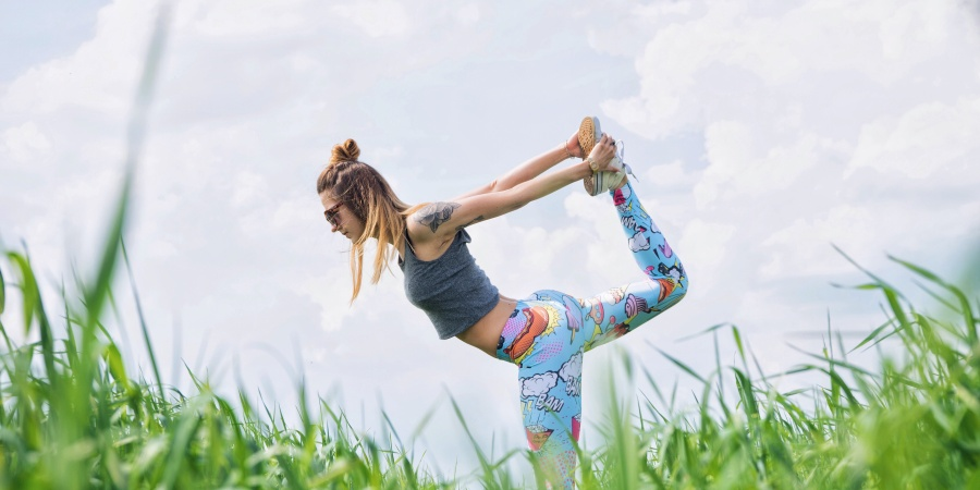 5 Healthy Ways Yoga Eases The Pain Of Any Breakup