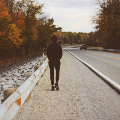 This Is Why 'Finding Yourself' Isn't A Good Excuse To Travel