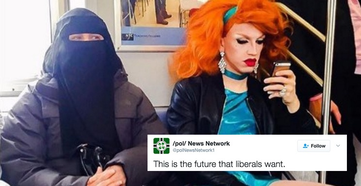 This Far-Right Tweet Making Fun Of Liberals Just Became The Internet's Next BiggestMeme