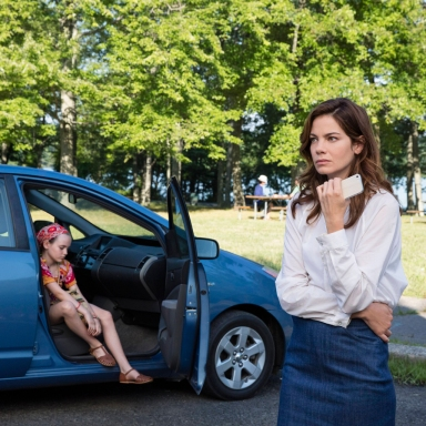 Michelle Monaghan Reveals What It's Like To Play Someone Born And Raised In A Cult