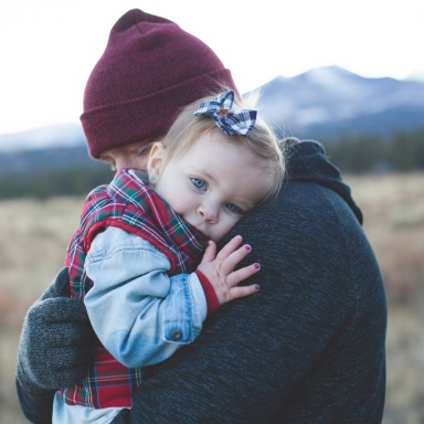 To The Man Who Has Stepped In To Be A Dad