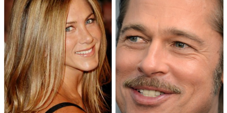 Brad Pitt Is Allegedly Texting Jennifer Aniston Again And In Other News Once A Fuckboy Always AFuckboy